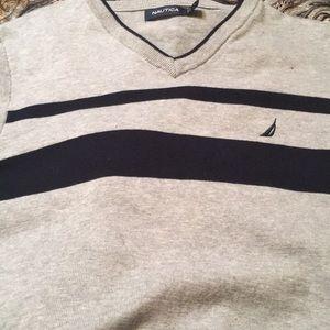 NAUTICA Men sweater size Lg